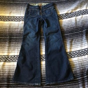 Rich&Skinny Mid Rise Bell bottoms